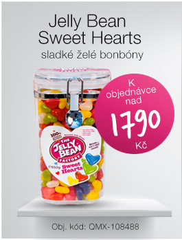Jelly Bean Sweet Hearts