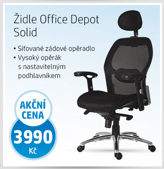 Židle Office Depot Solid