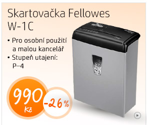 Skartovač Fellowes