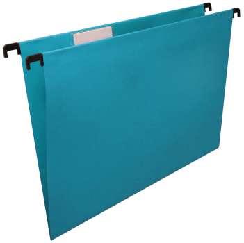 Závěsné desky papírové  Niceday modrá , 25 ks