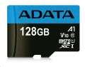 ADATA Premier MicroSDXC 128GB UHS-I Class 10 + SD adaptér