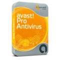 Avast! Pro Antivirus, 1 uživatel (12 měs.) Obálka BOX