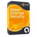Avast! Internet Security, 1 uživatel (12 měs.) Obálka BOX