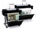 HP DesignJet T520 - velkoformátová inkoustová tiskárna A1+