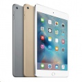 Apple iPad Mini 4, Cell 128GB, Wi-Fi, šedá