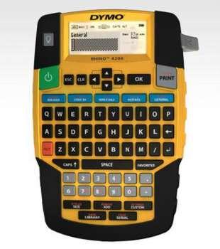 Štítkovač Dymo Rhino 4200 - průmyslový, ruční
