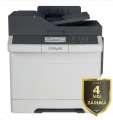Lexmark CX417DE - barevná laserová multifunkce