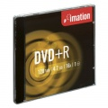 DVD+R Imation, standard box,1 ks