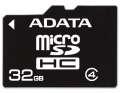 ADATA Micro SDHC 32GB Class 4