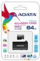 ADATA Micro SDXC 64GB UHS-I Class 10