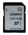 Kingston 128GB SecureDigital (SDHC) Memory Card (Class 10)