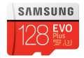 Samsung Micro SDXC EVO Plus 128GB UHS-I U3 + SD ad