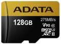 ADATA Micro SDXC Premier One 128GB UHS-I U3 + SD adaptér