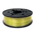XYZprinting Filament PLA(NFC) Clear Yellow 600g (J