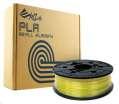 XYZprinting PLA 1.75mm 600g clear yellow 200m