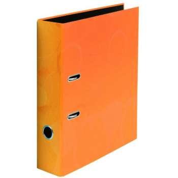 Pákový pořadač Neo Colori - A4, šíře hřbetu 7 cm, oranžový