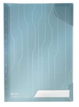 Závěsné desky Leitz Combifile pevné A4, modrá
