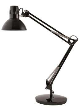 Stolní lampa Alba ARCHITECT - černá