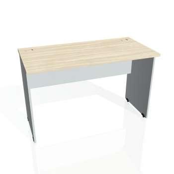 Psací stůl Hobis GATE GE 1200, akát/šedá