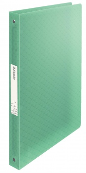 4kroužkový pořadač Esselte Colour'Ice - A4, šíře hřbetu 2,5 cm, ledově zelený