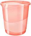 Odpadkový koš Esselte Colour'Ice, ledově meruňková
