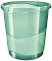 Odpadkový koš Esselte Colour'Ice, ledově zelená