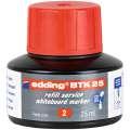 Náhradní inkoust pro popisovač edding 28/360 - červená