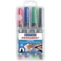 Permanentní popisovač Centropen 8566 - limitovaná edice mix barev, 4 +1 zdarma