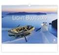 Nástěnný kalendář  Light Blue