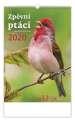 Nástěnný kalendář  Zpěvní ptáci