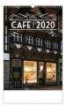 Nástěnný kalendář  Cafe