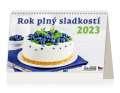 Stolní kalendář 2022 Rok plný sladkostí