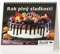 Stolní kalendář Minimax  Rok plný sladkosti