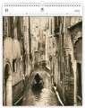 Nástěnný kalendář  Venezia