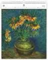 Nástěnný kalendář  Vincent