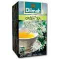 Čaj Dilmah Zelený s jasmínem, 25 x 2 g