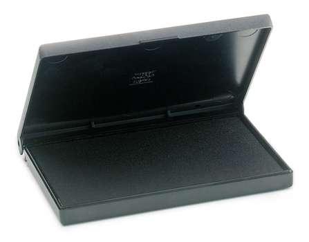 Poduška razítkovací 11 x 7 cm černá