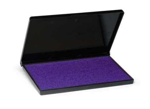 Poduška razítkovací 11 x 7 cm modrá