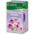 Čaj Leros Bylinný Natur Echinacea Imunita 20 x 2 g
