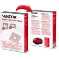 SENCOR Mikrovlákenné sáčky do vysavače SVC 840