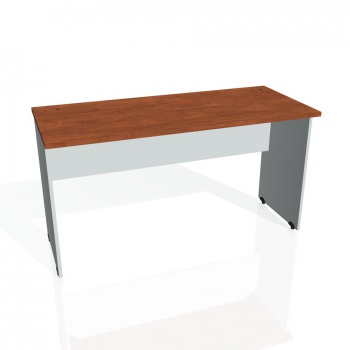 Psací stůl Hobis GATE GE 1400, calvados/šedá