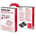 SENCOR Mikrovlákenné sáčky do vysavače SVC 8