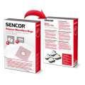 SENCOR Mikrovlákenné sáčky do vysavače SVC 65