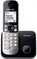 Panasonic DECT KX-TG6811FXM, stříbrná