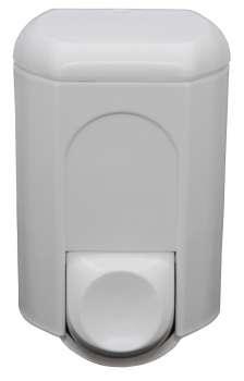 Dávkovač tekutého mýdla - bílý, objem 350 ml