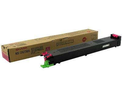 Toner Sharp MX-31GTMA - purpurová