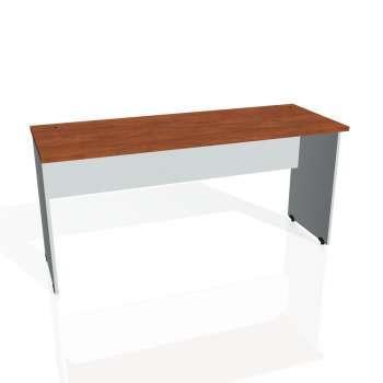Psací stůl Hobis GATE GE 1600, calvados/šedá