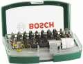 Bosch Sada šroubovacích bitů 32dílná
