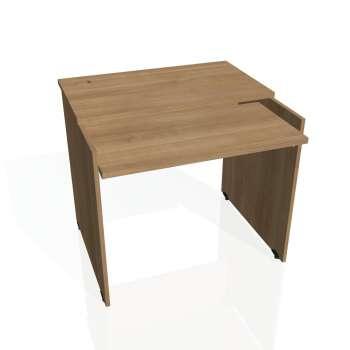 PC stůl Hobis GATE GS 9 X, višeň/višeň