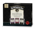 Kolekce černých čajů Sir Winston, 3x 10 sáčků